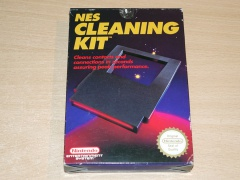 NES Cleaning Kit - Boxed