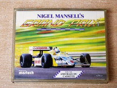 Nigel Mansell's Grand Prix by Martech