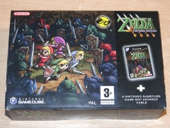 Legend Of Zelda : Four Swords by Nintendo *MINT