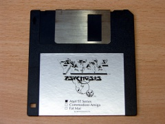 Brataccas by Psygnosis