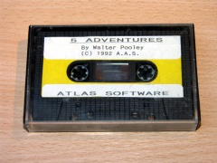 5 Adventures by Atlas Software