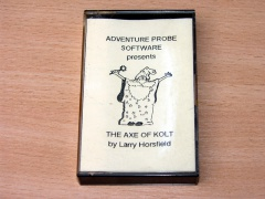 The Axe Of Kolt by Adventure Probe