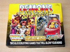Demons & Drivers by US Gold