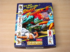 Street Fighter II by Capcom / US Gold