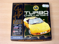 Lotus Turbo Challenge 2 by GBH Gold