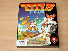 Titus The Fox by Titus