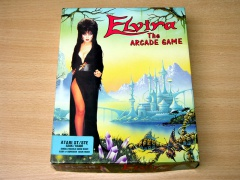 Elvira : The Arcade Game by Flair