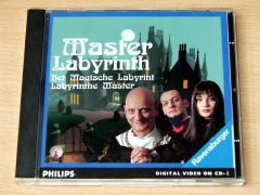 Master Labyrinth by Ravensburger
