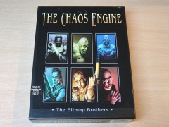 The Chaos Engine by Bitmap Brothers