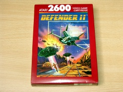 Defender II by Williams Electronics