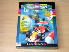 Micro Machines by Codemasters