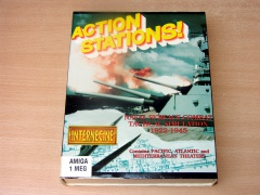 Action Stations by Internecine