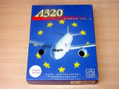 A320 Airbus Vol 2 by Games 4 Europe