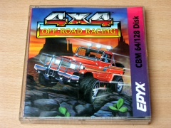 4x4 Off Road Racing by Epyx