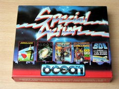 Special Action by Ocean
