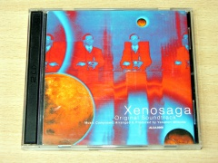 Xenosaga Soundtrack CD