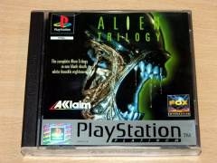 Alien Trilogy by Acclaim