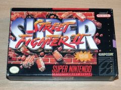 Super Street Fighter II by Capcom *Nr MINT