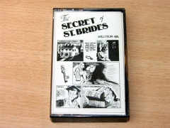The Secret Of St Brides by Audiogenic