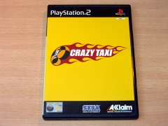 Crazy Taxi by Sega / Acclaim