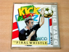 Final Whistle Data Disk by Anco