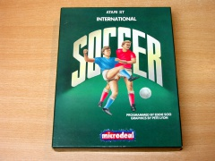 International Soccer by Microdeal