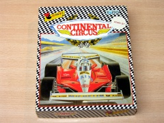 Continental Circus by Virgin / Taito