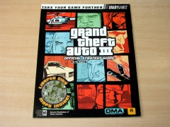 Grand Theft Auto III Strategy Guide
