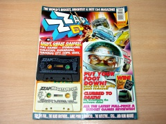 Zzap Magazine - October 1992 & Cover Tapes