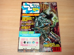 Zzap Magazine - February 1991 & Cover Tape