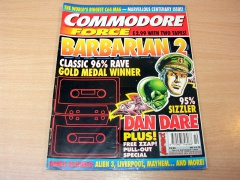 Commodore Force - October 1993
