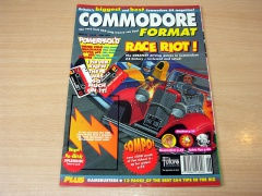 Commodore Format - Issue 33