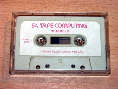 64 Tape Computing Number 3
