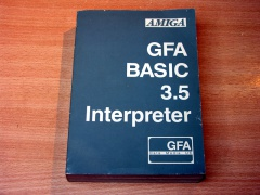 GFA BASIC 3.5 Interpreter