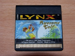 Awesome Golf by Atari