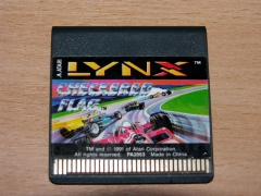 Checkered Flag by Atari