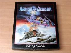 Armour-Geddon by Psygnosis