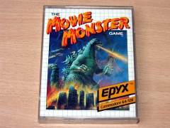 The Movie Monster Game by Epyx
