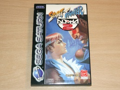 Street Fighter Alpha 2 by Capcom *Nr MINT