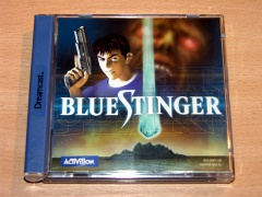 Blue Stinger by Activision
