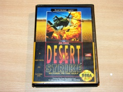 Desert Strike by Electronic Arts