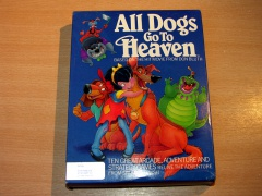 All Dogs Go To Heaven by Merit Software