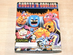 Ghosts n Goblins by Capcom / Elite