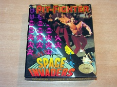 Pit Fighter + Super Space Invaders by Domark