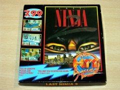 Last Ninja 2 by Hit Squad