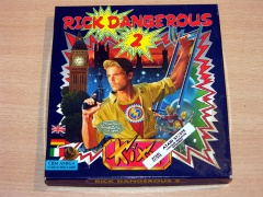 Rick Dangerous 2 by Kixx