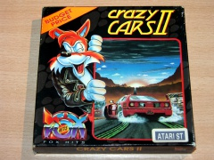Crazy Cars II by Fox Hits
