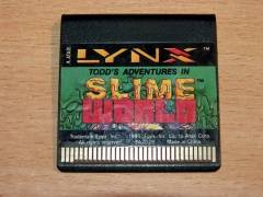 Todd's Adventure In Slime World by Epyx