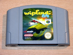 Wipeout 64 by Midway