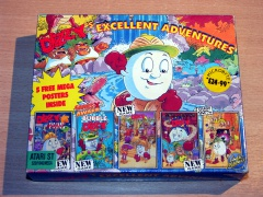 Dizzy's Excellent Adventures by Codemasters